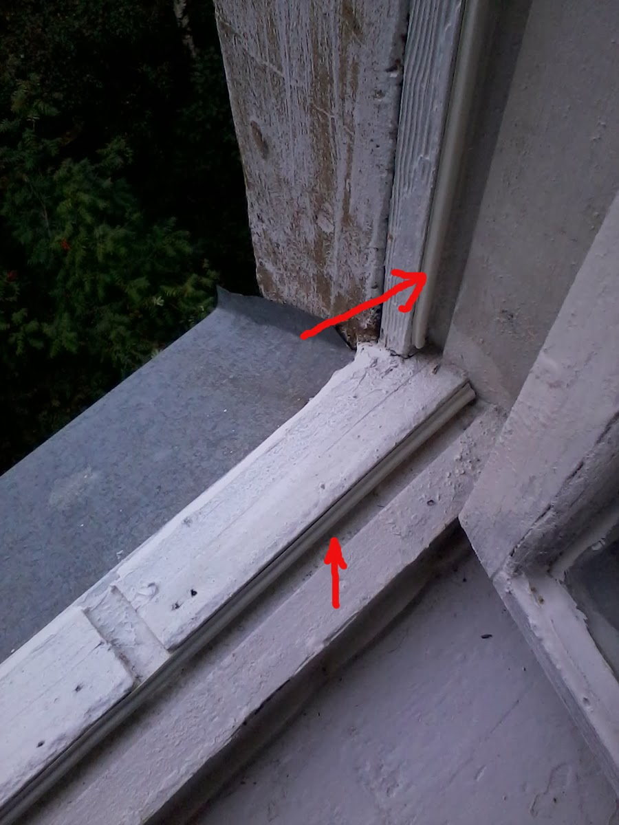 Утепление старых деревянных окон на зиму 9