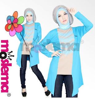 Baju Muslim Kaos Lebaran untuk Remaja