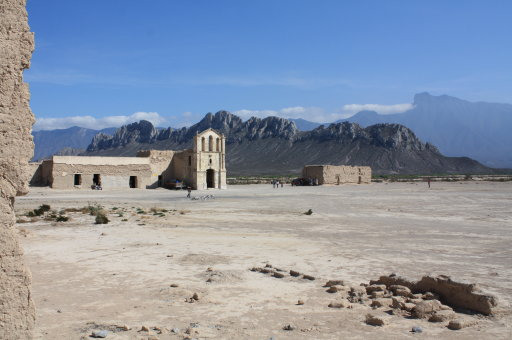 La Hacienda del Muerto en Mina, Nuevo León
