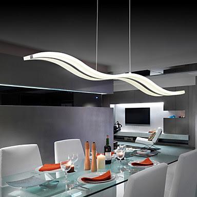 Lámpara Colgante LED Moderna