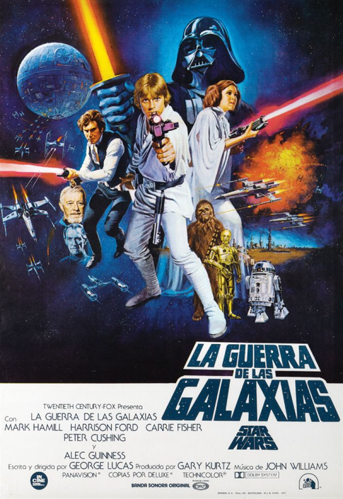 a stunning archive of more than 30 world 39 s rarest star wars posters vintage everyday. Black Bedroom Furniture Sets. Home Design Ideas