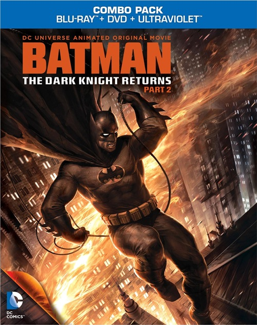 Batman The Dark Knight Returns Part 2 (2012) BluRay 720p 550Mb Mkv