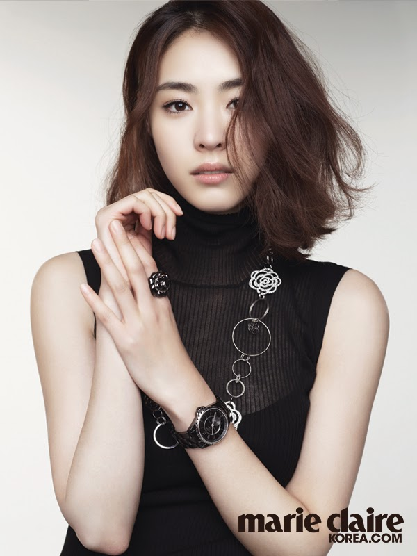 Lee Yeon Hee - Marie Claire June 2014