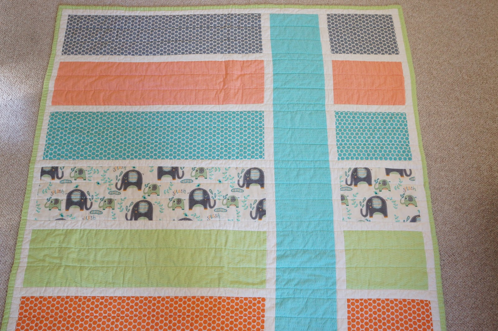 Baby Quilt Patterns Interesting Design Inspiration