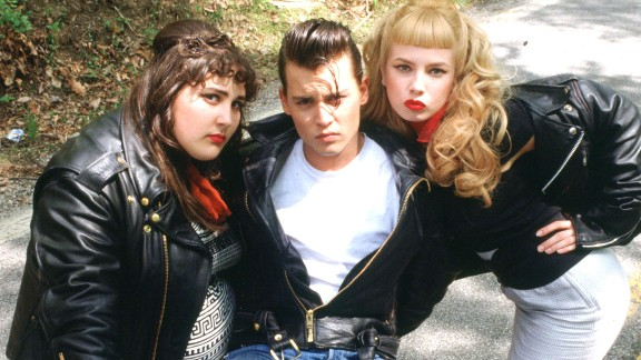 Cry Baby, pelicula kitsch 2