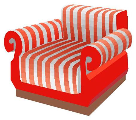 Modern sofa chair furniture designs an interior design for Sofa clipart