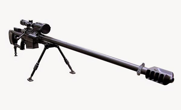 SPR-2, Senapan Sniper Anti-Material Produksi PT Pindad. PROKIMAL ONLINE Kotabumi Lampung Utara