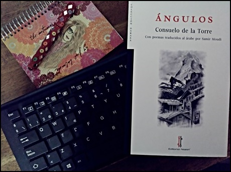 *Ángulos* By Consuelo de la Torre