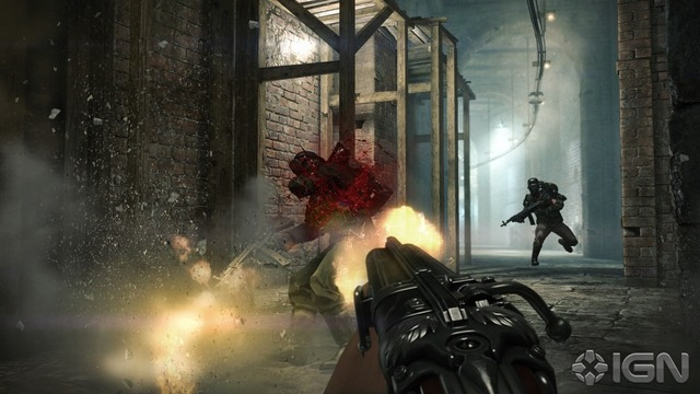 Wolfstein: The Old Blood HD Screenshot
