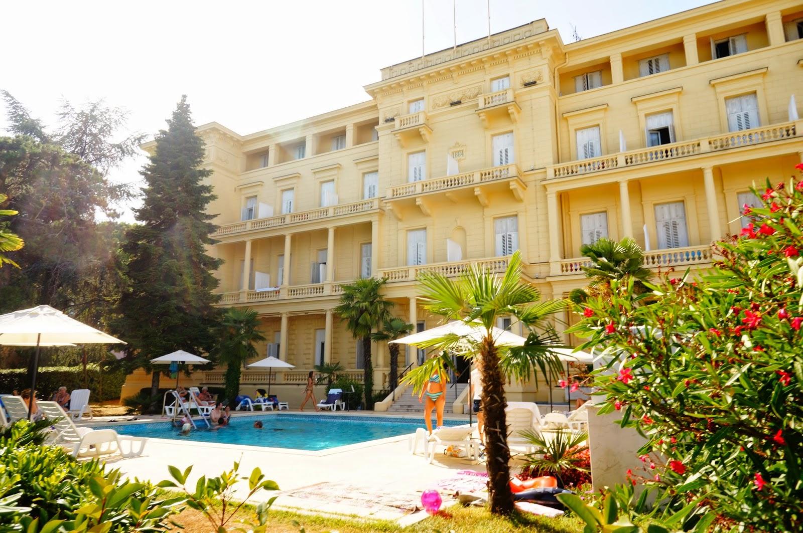 Kvarner-Hotel