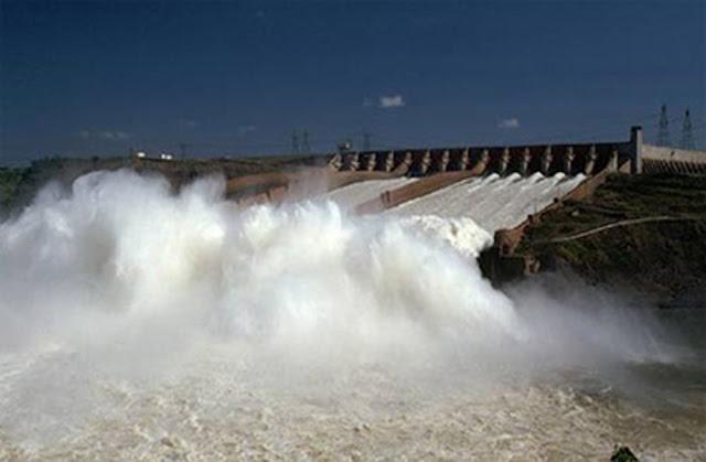 Jhelum River hydroelectric power plant