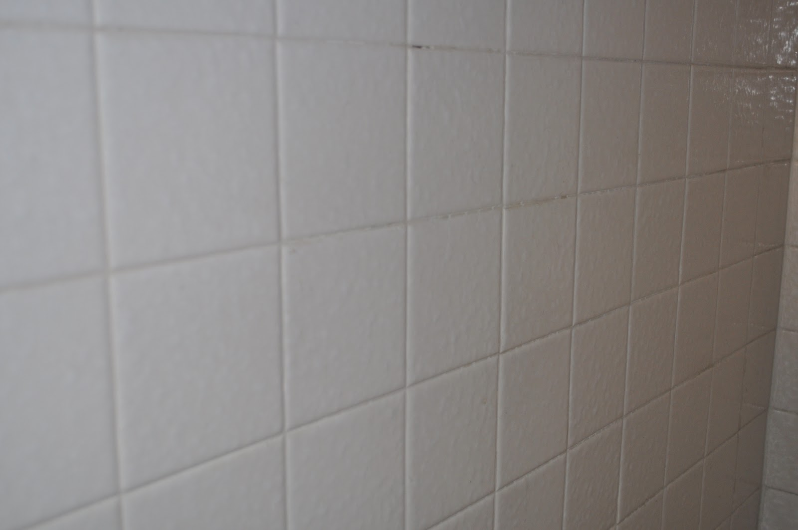 4 White Tile Bathroom
