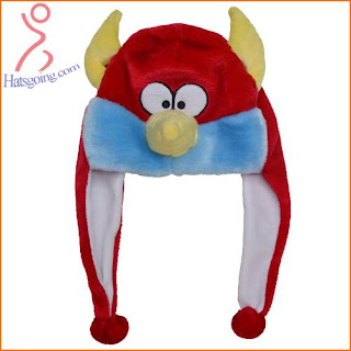 Helmet Space Angry Birds Hats