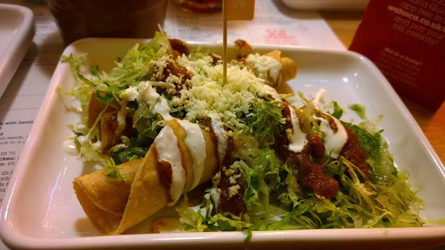 wahaca Bristol review