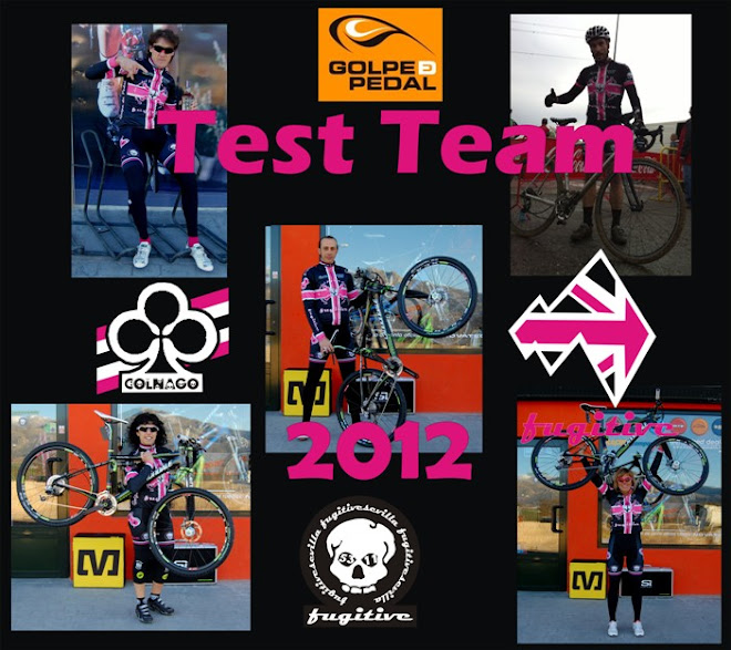 Team Golpe de Pedal - Fugitive 2011