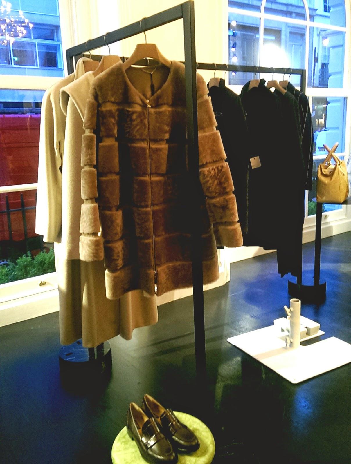 Marina Rinaldi London Store Launch