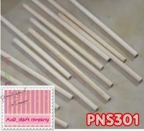 jual pensil kayu polos