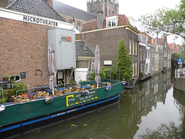 Delft Canals Grachten