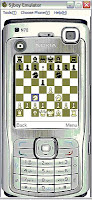 Java MIDlet chess project for s40 s60 phones MChess_SjBoy