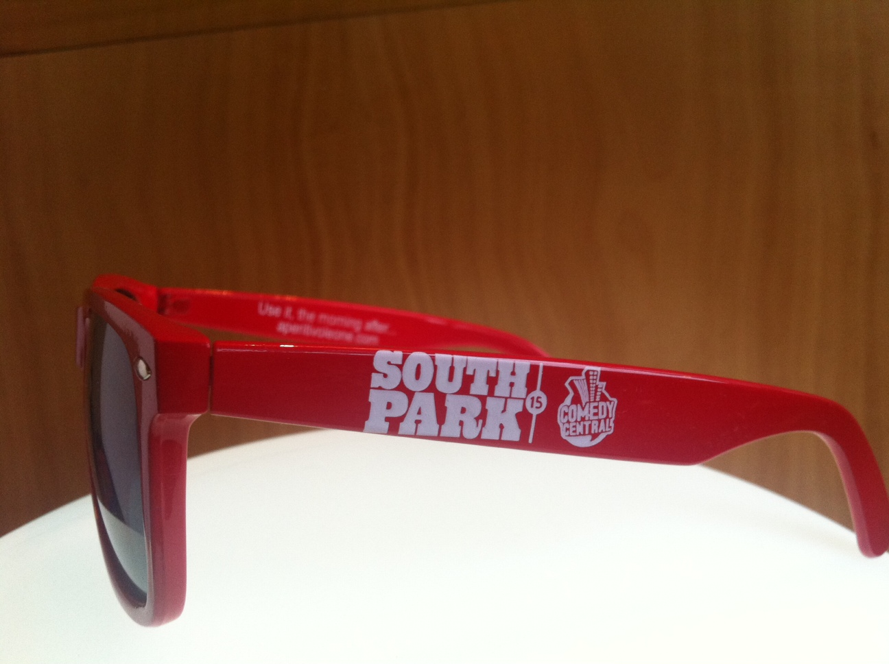 Occhiali promozionali optiplus south park