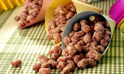 Amendoim açucarado