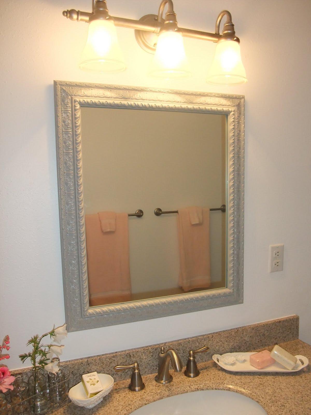 Just another hang up bathroom redo for Redoing bathroom walls