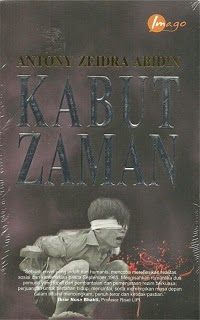 Novel Kabut Zaman by Antony Zeidra Abidin