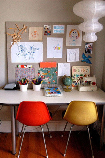Thrifted Treasure Kids 39 Study Nook
