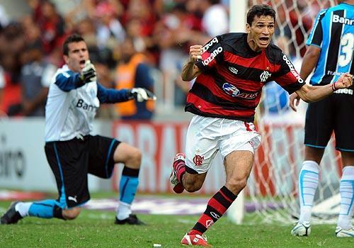 Brasileirão de 2009, que terminou com título do Flamengo, também foi marcado pelo equilíbrio (Foto: Divulgação/Vipcomm)