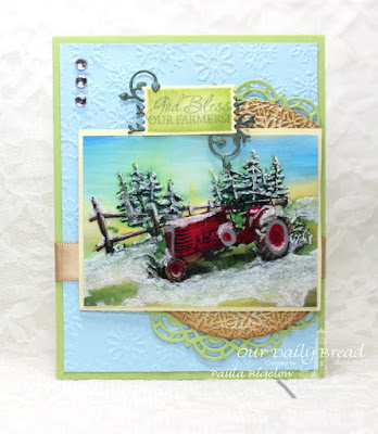Our Daily Bread Designs, Plough the Fields, Doily, Double Stitched Circles, Mini Tags, Lovely Leaves, Christmas Collection 2015, designed by Paula Bigelow