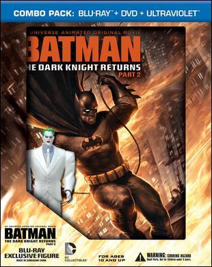 Batman: The Dark Knight Returns, Part 1 (2012) - Financial ...