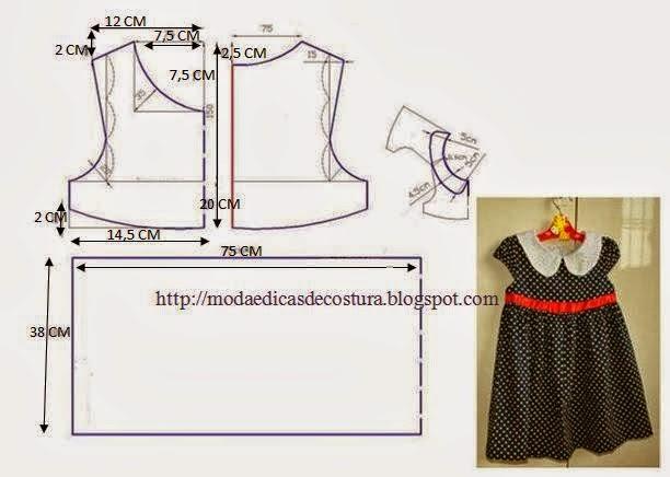 выкройки платьев для кукольного театра своими руками