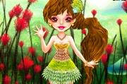 Orman Kızı Giydirme Oyunu