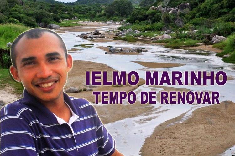 IELMO MARINHO TEMPO DE RENOVAR