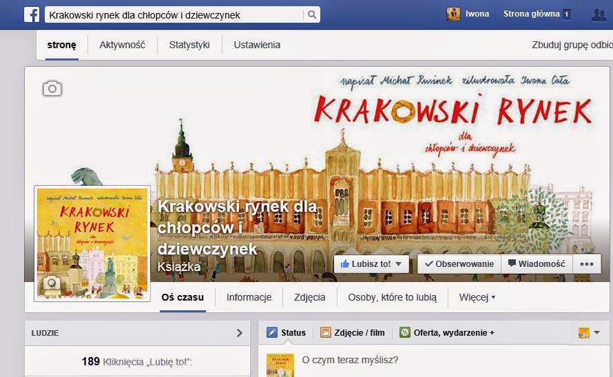 https://www.facebook.com/ksiazkakrakowskirynek