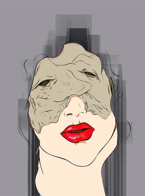 benjamin vilella la dama de los sueños máscara de piel