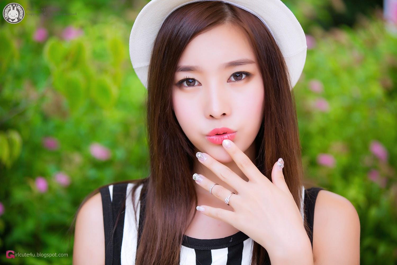 1 Outdoor Photo Shoot With Beautiful Min Je Yee - very cute asian girl-girlcute4u.blogspot.com