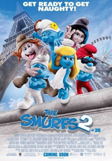 Film The Smurfs 2 (2013) di Bioskop Blitzmegaplex Bekasi Cyber Park Bekasi