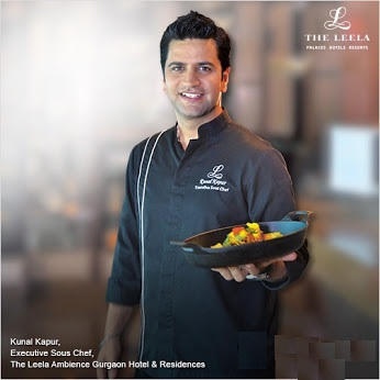 "'""My Yellow Table""NDTV Good Times New Show by Chef Kunal Kapur