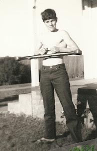 Ian Parker - 12 years