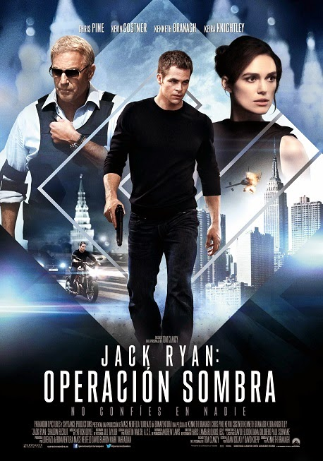 Jack Ryan: Shadow Recruit [Custom HD][Latino]