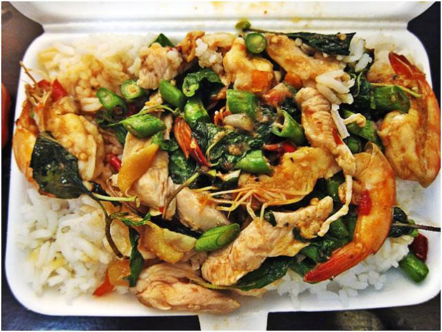 Khao Pad Goong - Best Thai Food