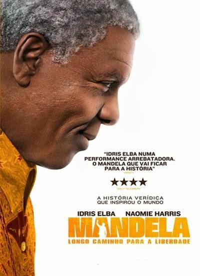 Filme Mandela O Caminho Para a Liberdade