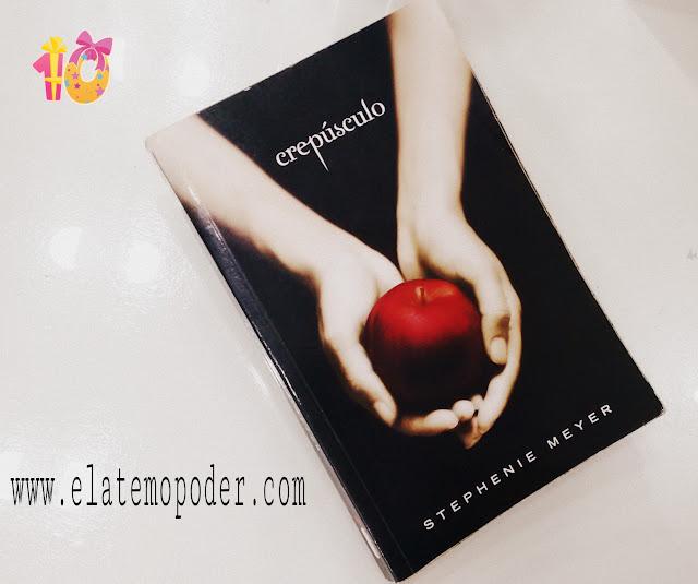 livro 10 anos crepúsculo
