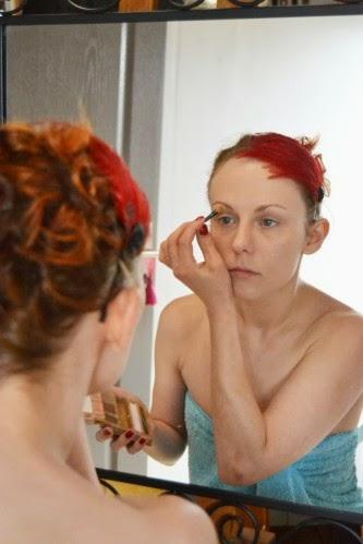 [Circus Wedding] Maquillage de mariée