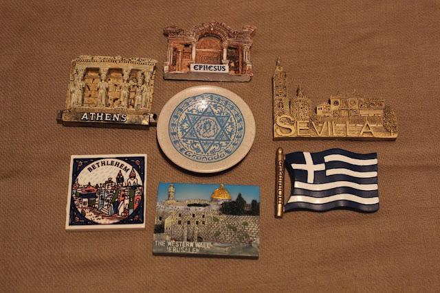 cities souvenirs