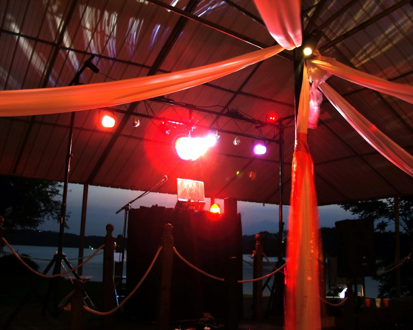 With Class LLC Wedding Coordination Party DJ - Island Cove Marina - Harrison, TN - DJ Mark