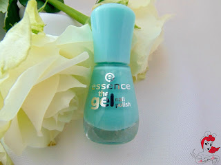 Essence the Gel Nail Polish - 40 play with my mint - www.annitschkasblog.de