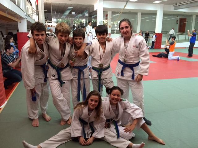 club judo usurbil
