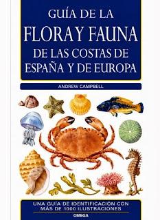 """Blog Safari club, libro online """"Guia de la Flora y Fauna de las Costas de España y de Europa"""""""